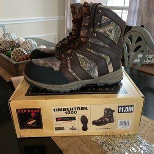 Redhead Timbertrek 1000 Boots!